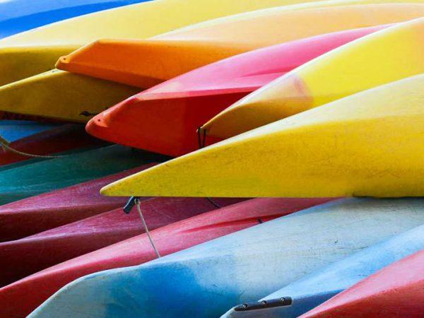 canoes kayaks