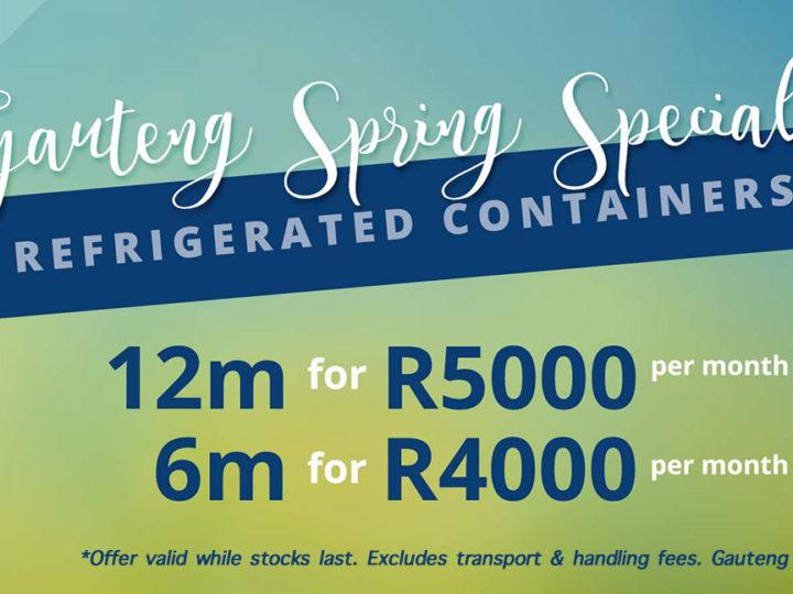 Big Box Spring Special