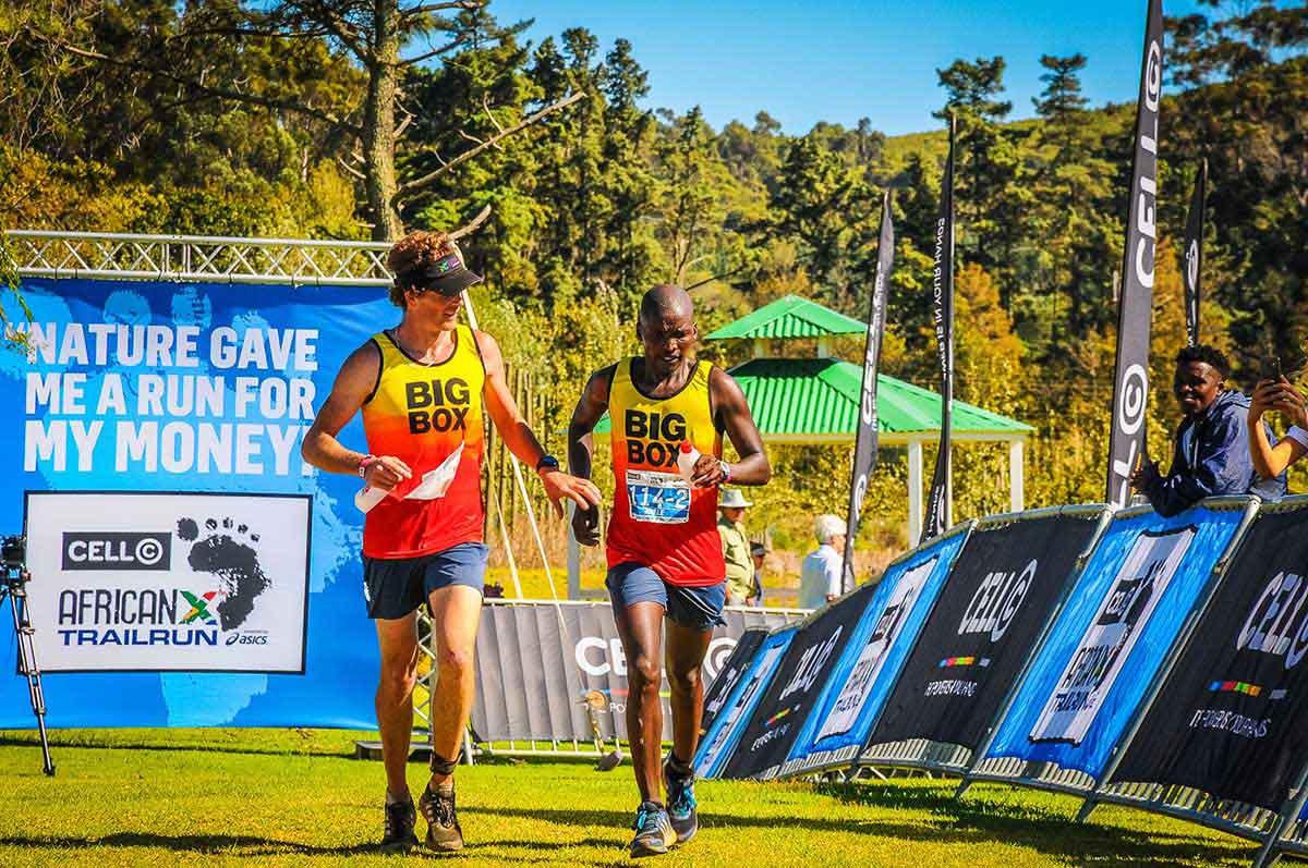 africanx trailrun team big box