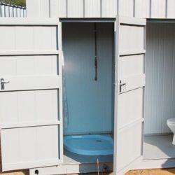 ablution facilities big box hire
