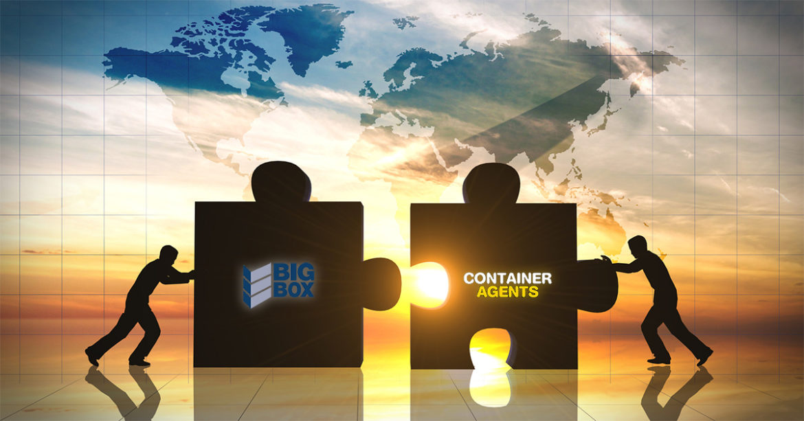 big box container agents merger