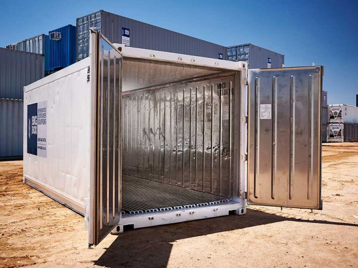 Refrigerated Containers for Rent in Cape Town