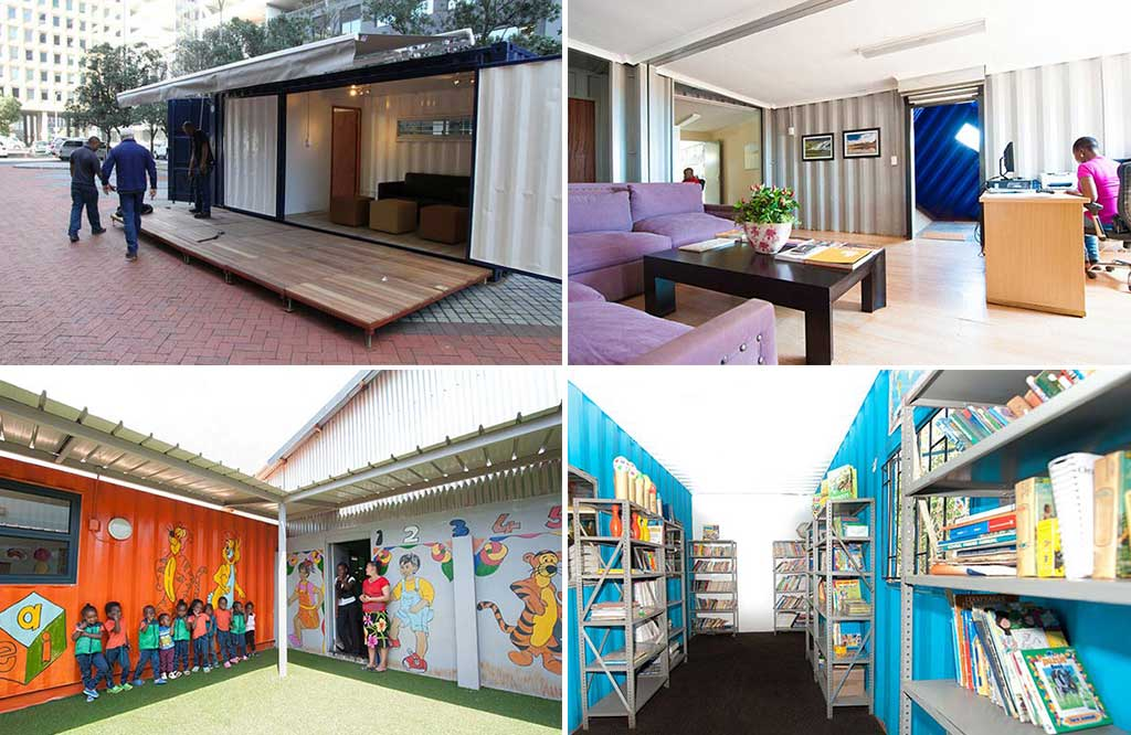 big box shipping container conversions