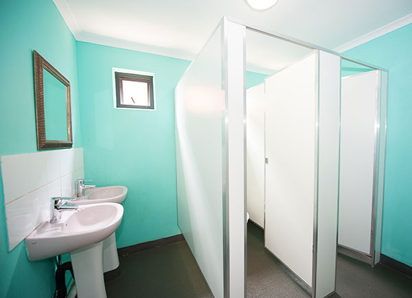 ablution shipping container