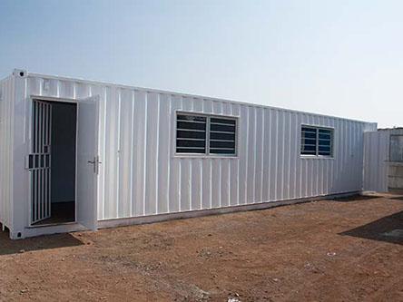 container shop conversion