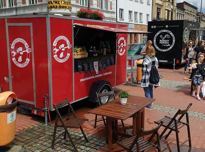 Starting in a Mobile Catering Business: What to Consider