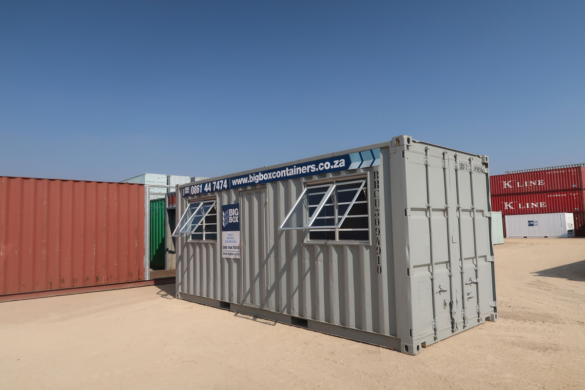 Container offices for hire or sale office containers for Petit container maritime