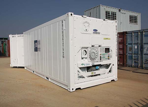 refrigerated container reefer big box