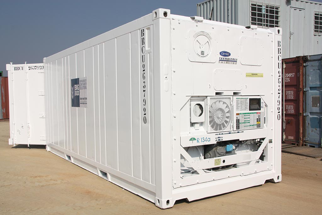 reefers refrigerated container