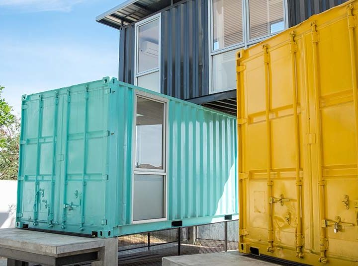 What's Really Involved: Building Shipping Container Homes and Offices