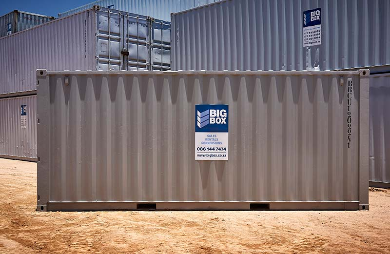 steel containers big box