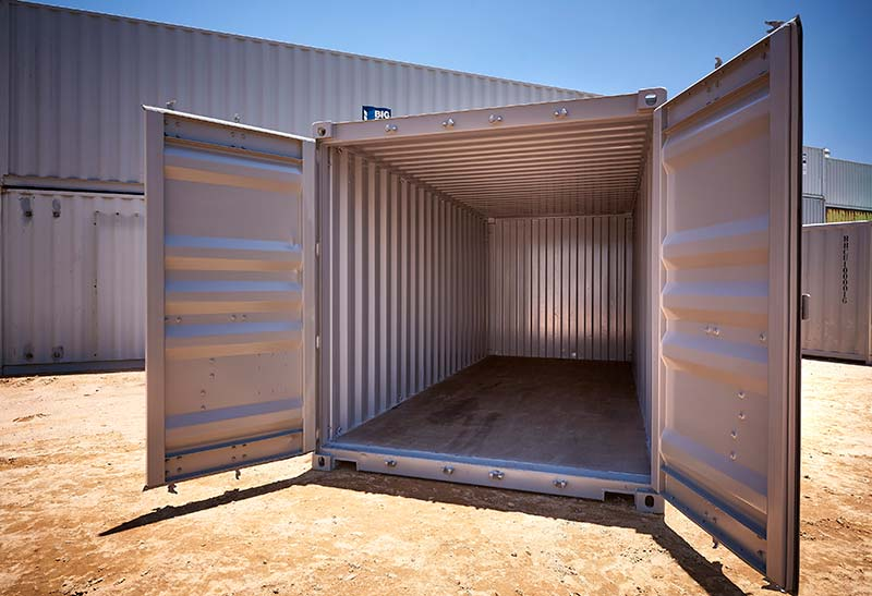 Steel Containers | Shipping Containers