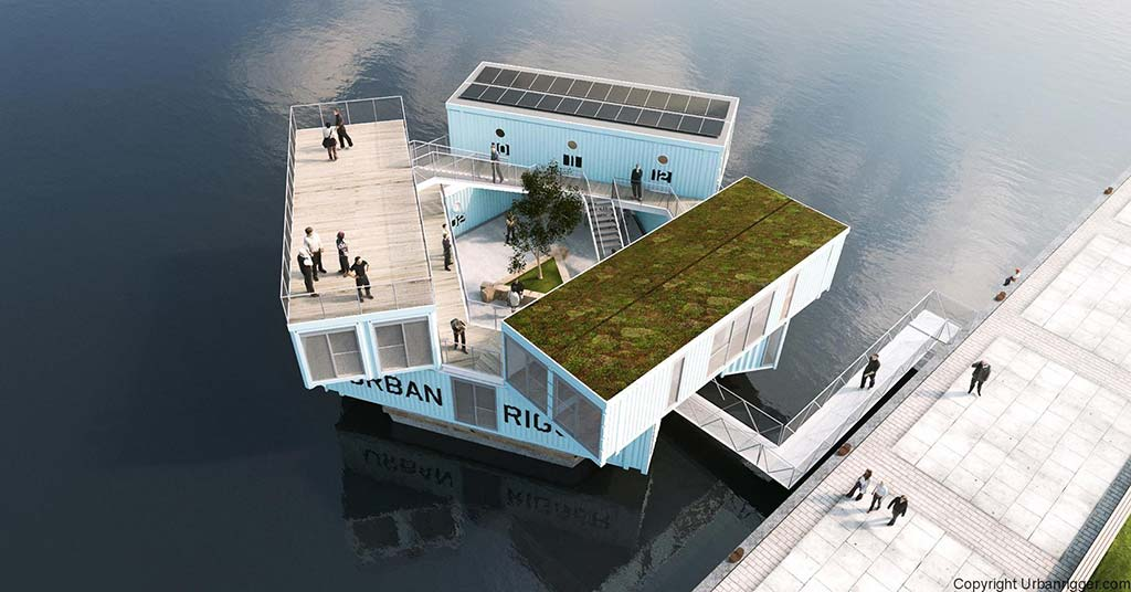 student ac modation shipping containers
