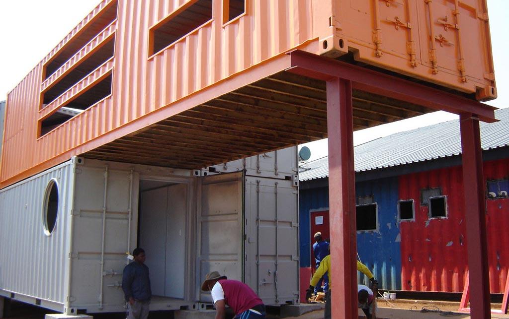 Khaya centre project