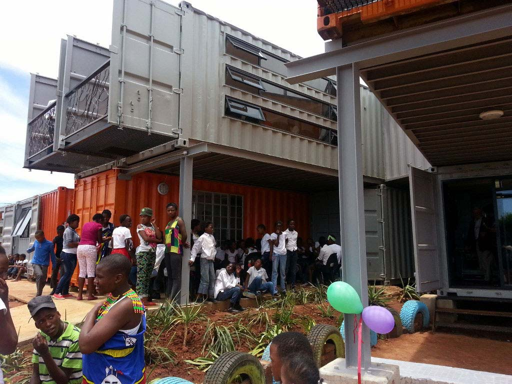 Khaya Centre conversion project