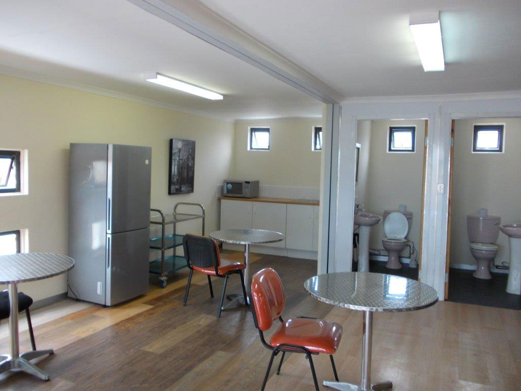 cafeteria conversion khaya centre