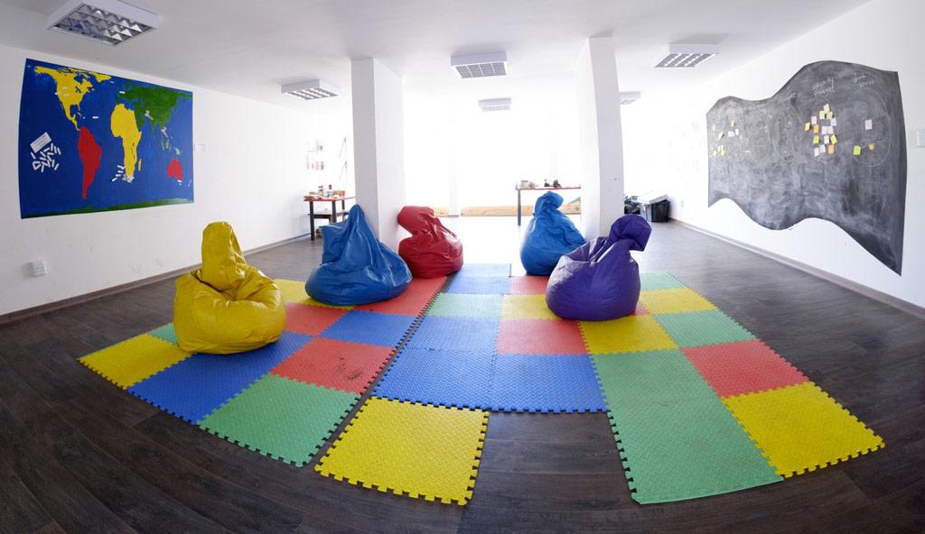 indoor children's area
