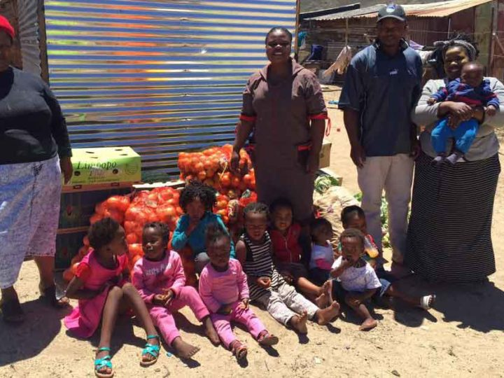 Big Box Supports Crèche Educational Initiative