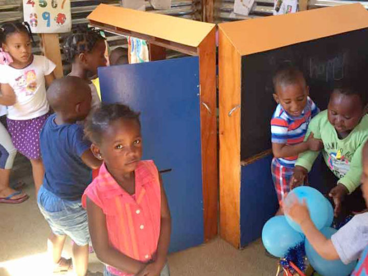 Big Box Supports Crèche Educational Initiative