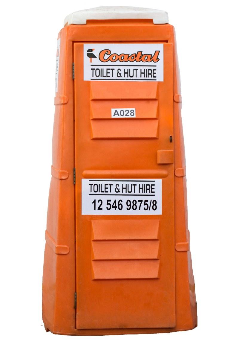 Standard Site Toilet