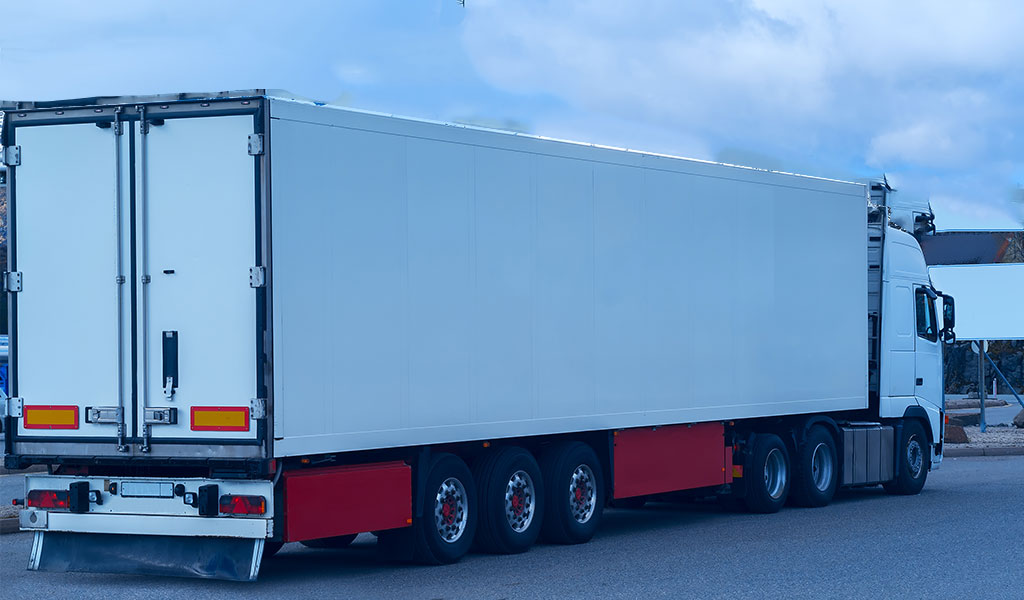reefer truck refrigerated container