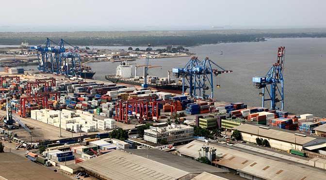 abidjan terminal shipping ivory coast