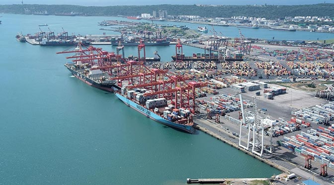 port of durban south africa