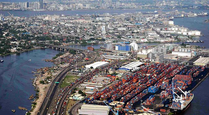 port of lagos nigeria