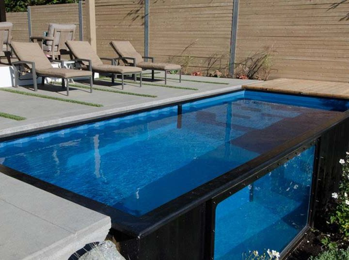 Shipping Container Pools: Pros and Cons