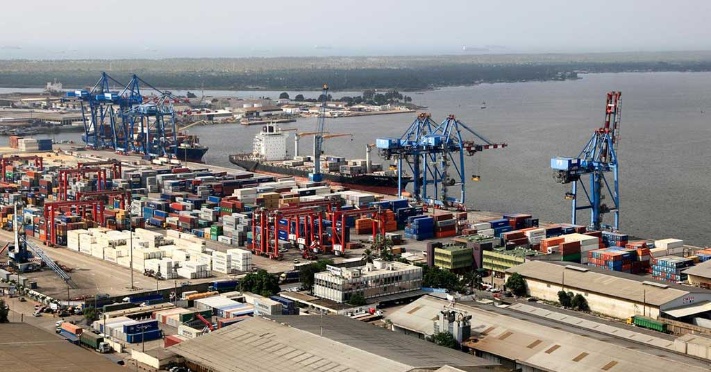 largest shipping ports africa