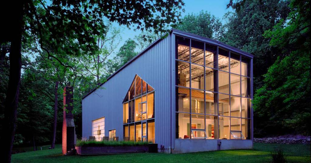 kalkin shipping container mansion space home recycle