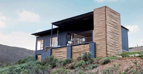 copia eco cabins shipping container luxury
