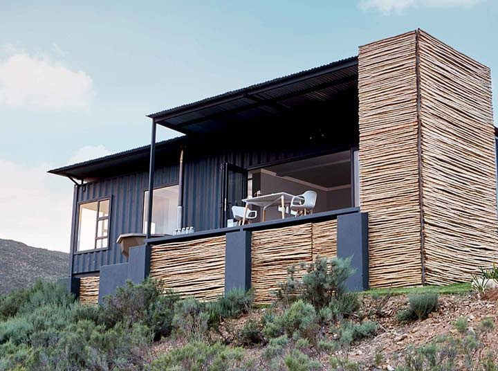 Shipping Container Mansions