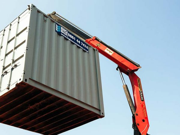 3 metre containers big box