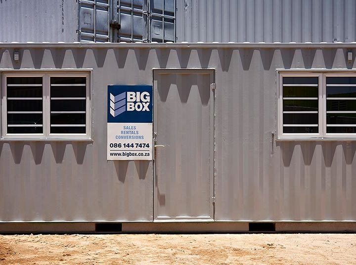 Affordable Container Offices for South African Entrepreneurs
