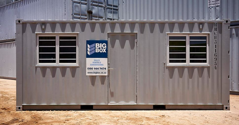 container offices south african entrepreneurs