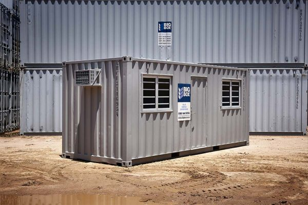 6 meter shipping container