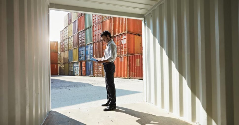 choosing a shipping container