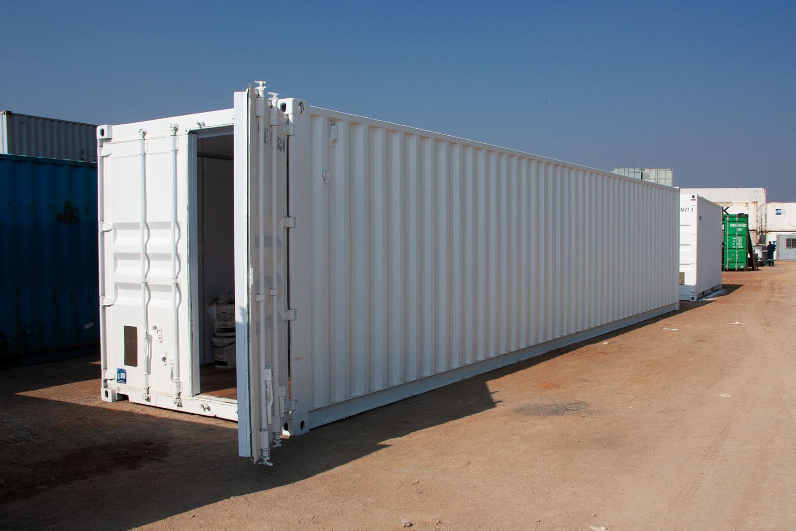 12-Metre Hi-Cube Container