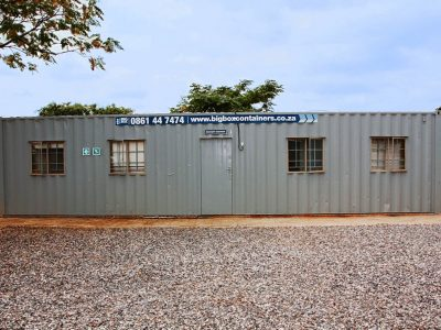 12 metre office container