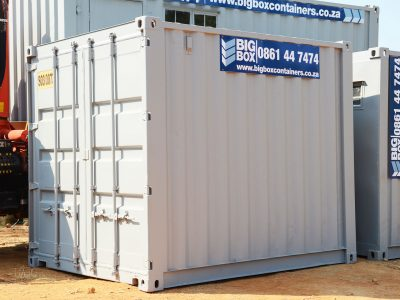 3m Steel Dry Cargo Containers