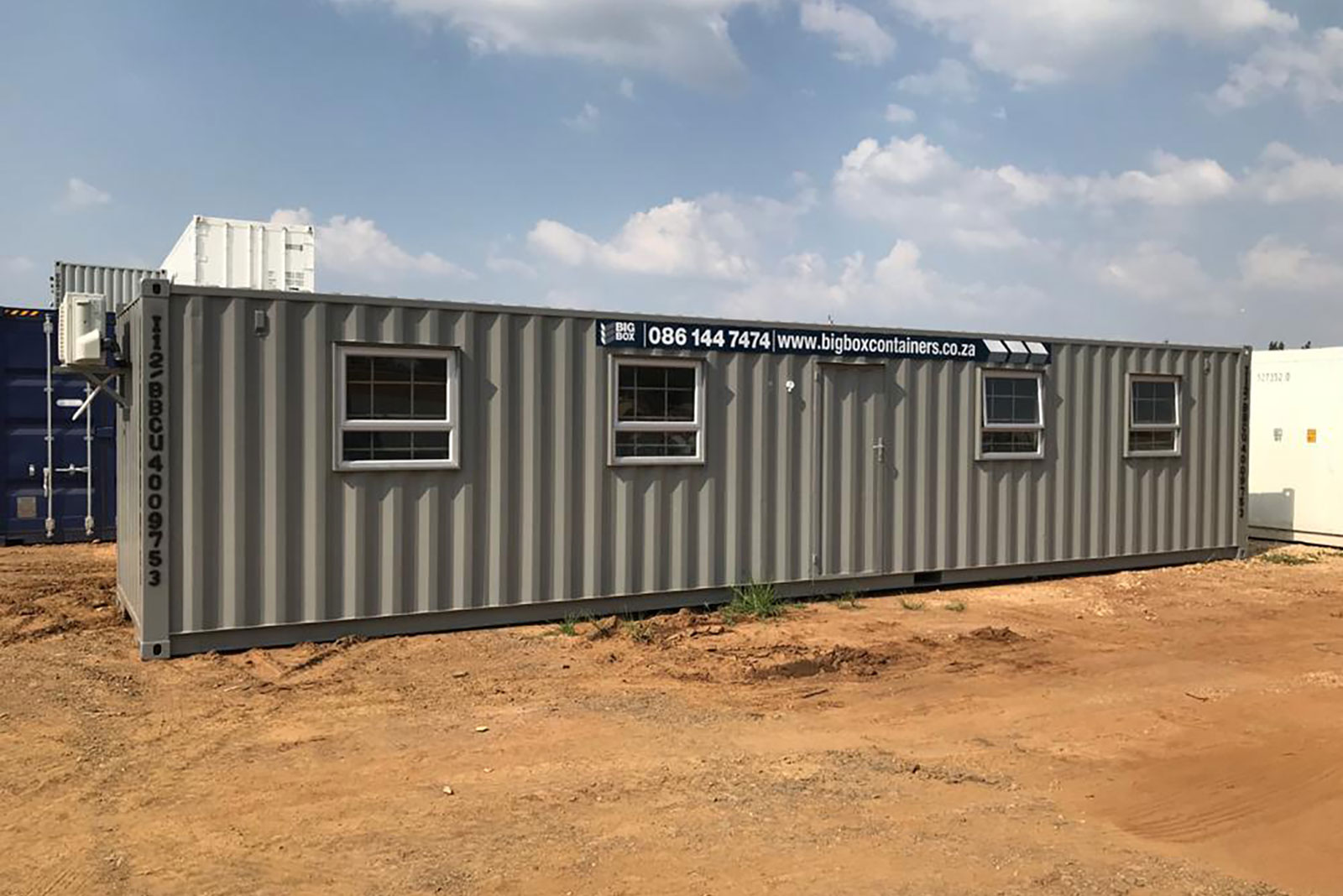 12-Metre Executive Office Container