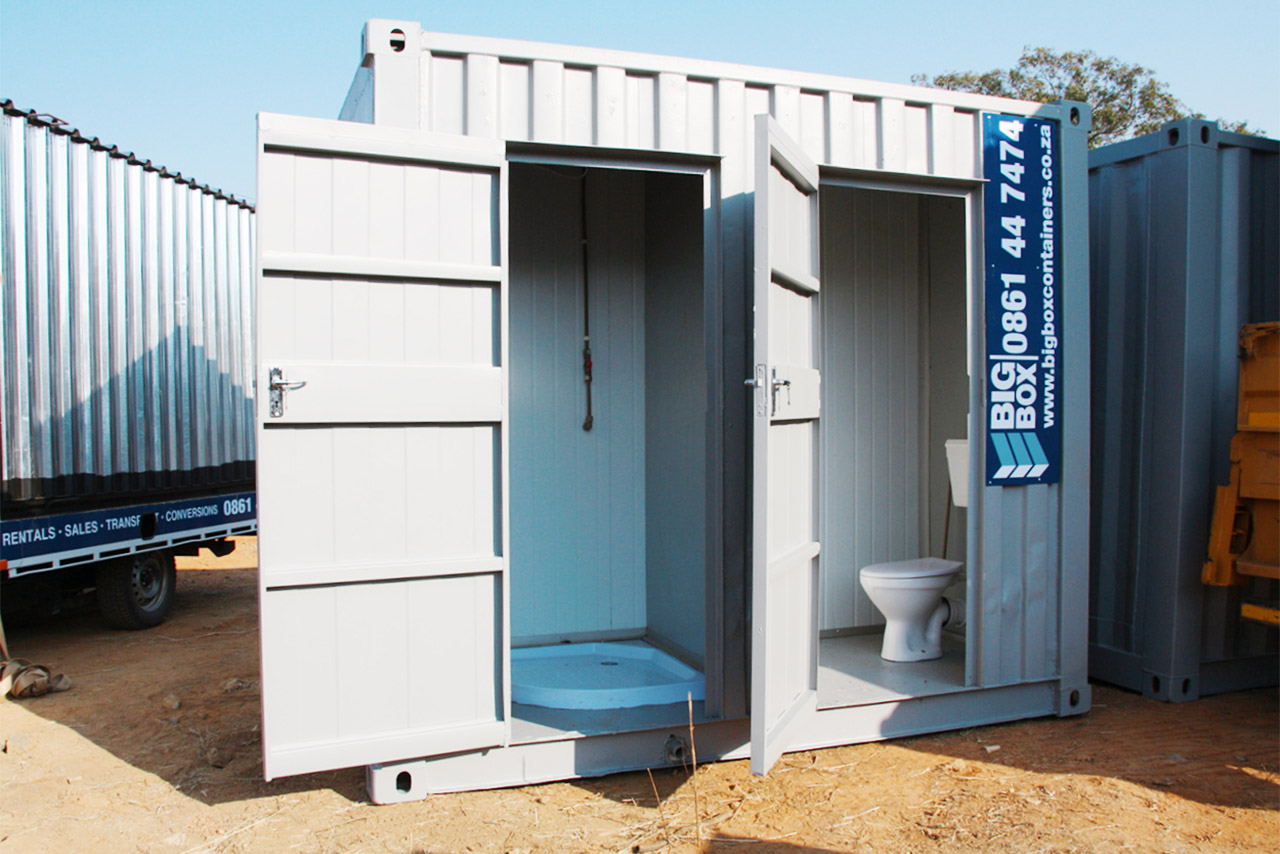ablution containers